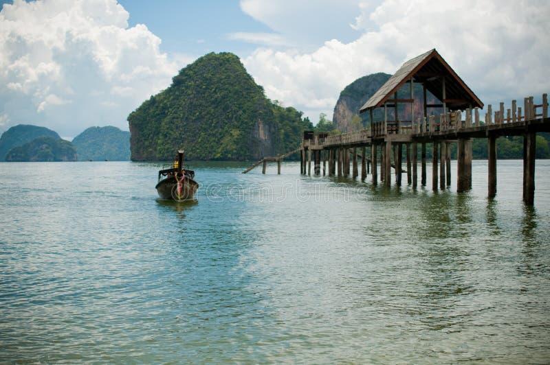 île en esclavage james photo stock