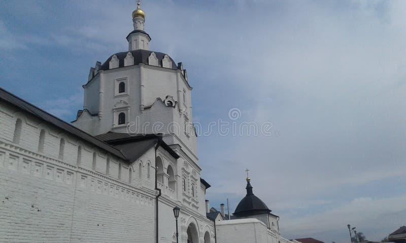 Île-grêle Sviyazhsk photographie stock libre de droits