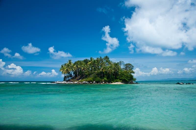 Île le décembre 2010 de Phuket image libre de droits