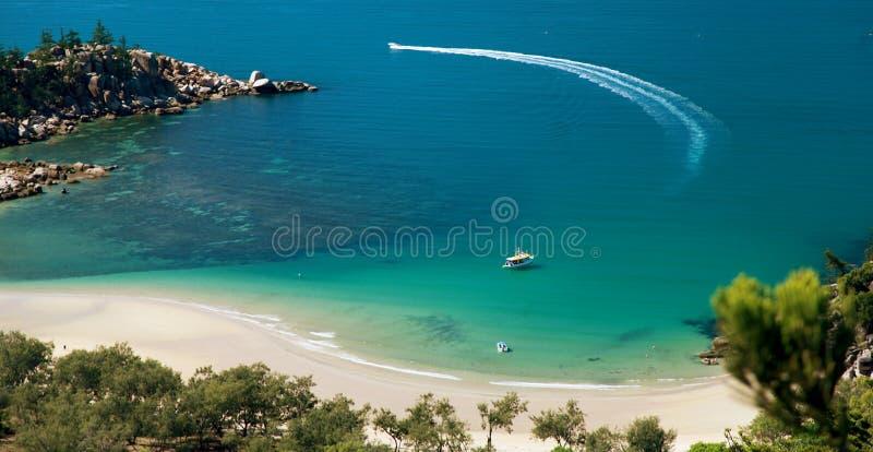 Île magnétique, Australie photos libres de droits