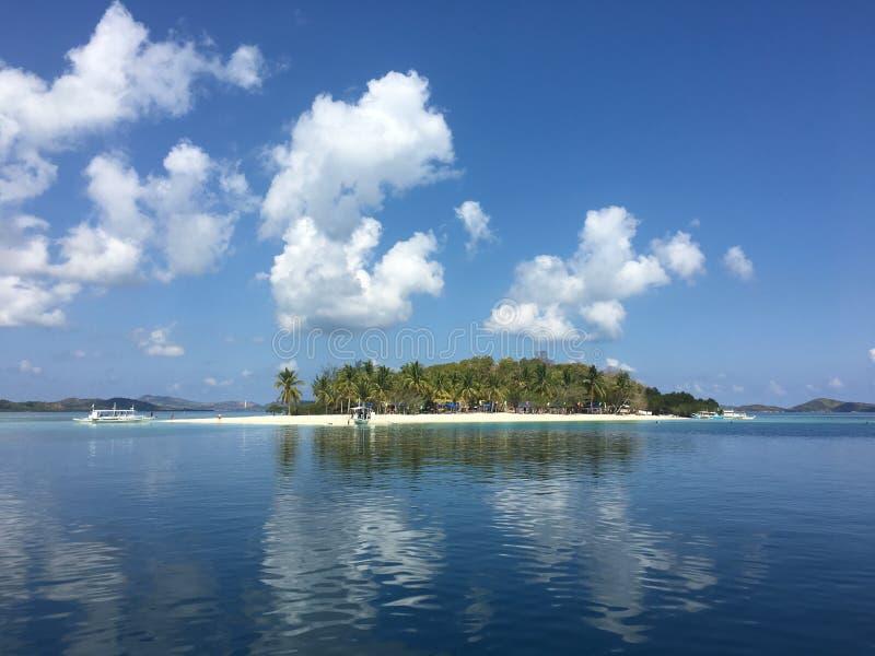 Île Paradise photos stock