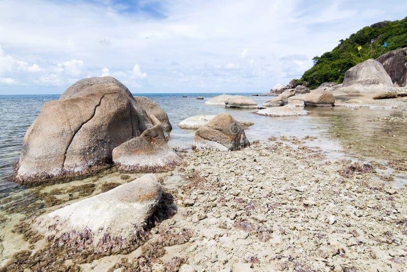 Île thaïe de KOH Samui images stock