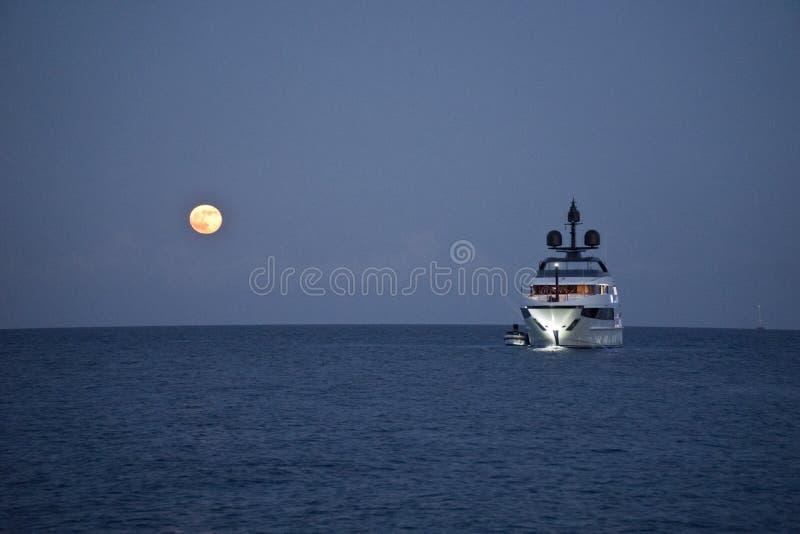 Îles éoliennes de la Sicile, île d'Alicudi photos libres de droits
