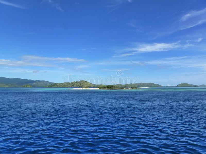 Îles de Sunda photo libre de droits