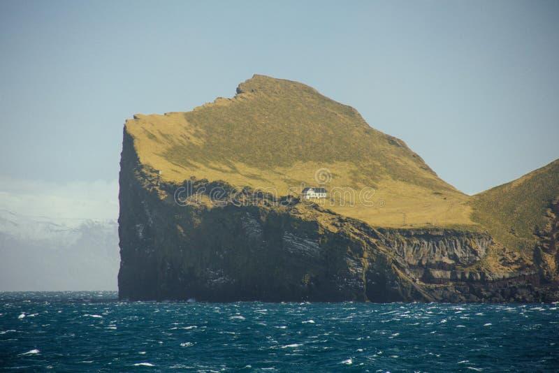 Îles de Westman, Islande images stock