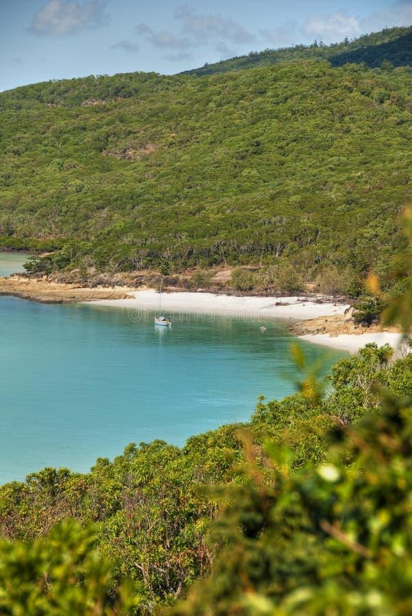 Îles de Whitsunday, Australie images libres de droits