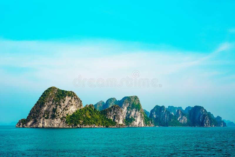 Îles du Vietnam image libre de droits