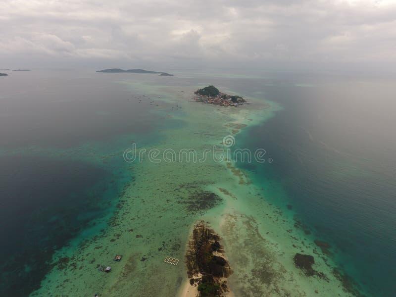 îles et plages image libre de droits