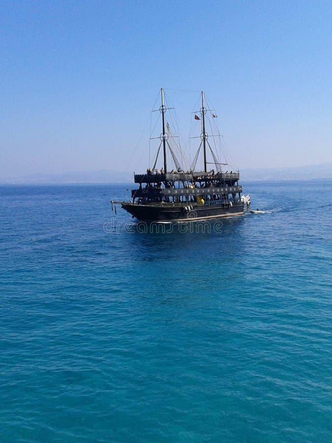 Îles grecques sur la mer Égée images stock
