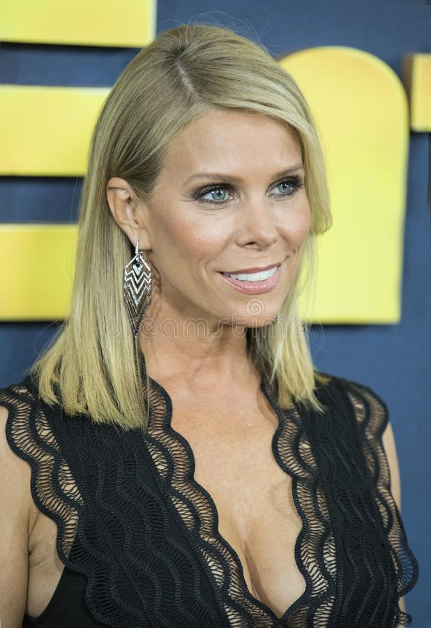 Cheryl Hines royalty free stock photography
