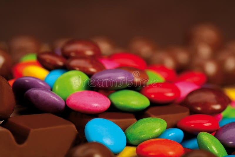 Σύνολο ονείρου των γλυκών Πορνογραφικός τροφίμων στοκ εικόνες