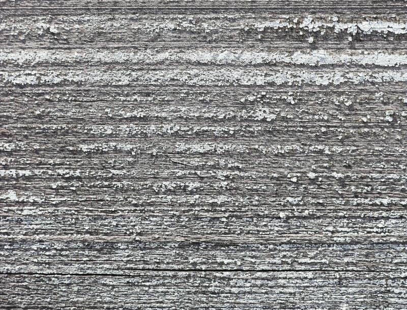Σύσταση του παλαιού τραχιού ξύλου Με τα ίχνη ξεφλουδίσματος του παλαιού χρώματος αφηρημένο σχέδιο ανασκόπη&sigma Τρύγος στοκ εικόνα με δικαίωμα ελεύθερης χρήσης