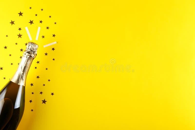 Σόι γιορτής γενεθλίων με το διάστημα αντιγράφων στοκ φωτογραφίες με δικαίωμα ελεύθερης χρήσης