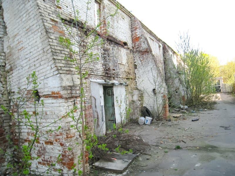 Σώμα και υπόγεια dorm σε Khamovniki στοκ φωτογραφία με δικαίωμα ελεύθερης χρήσης
