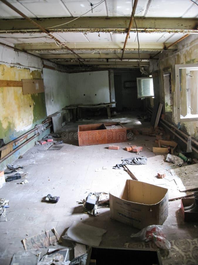 Σώμα και υπόγεια dorm σε Khamovniki στοκ εικόνα
