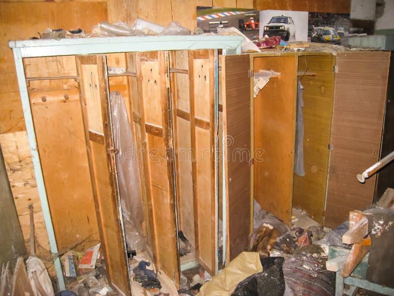 Σώμα και υπόγεια dorm σε Khamovniki στοκ φωτογραφίες