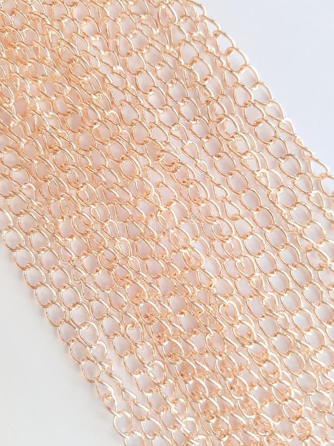 Συνδέσεις αλυσίδων στοκ εικόνες