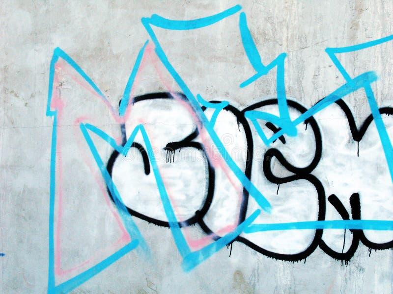 Τέχνη τοίχων γκράφιτι στοκ εικόνες