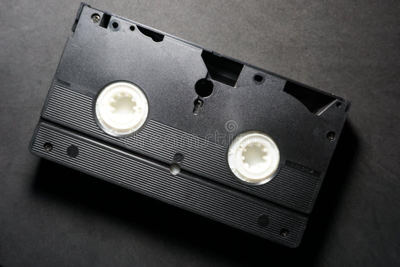 Τηλεοπτική κασέτα VHS TDK στοκ φωτογραφία με δικαίωμα ελεύθερης χρήσης