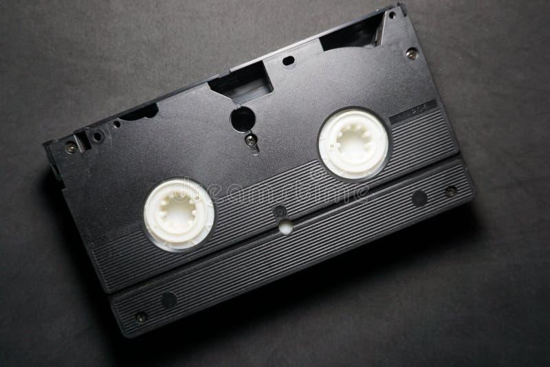 Τηλεοπτική κασέτα VHS TDK στοκ εικόνες
