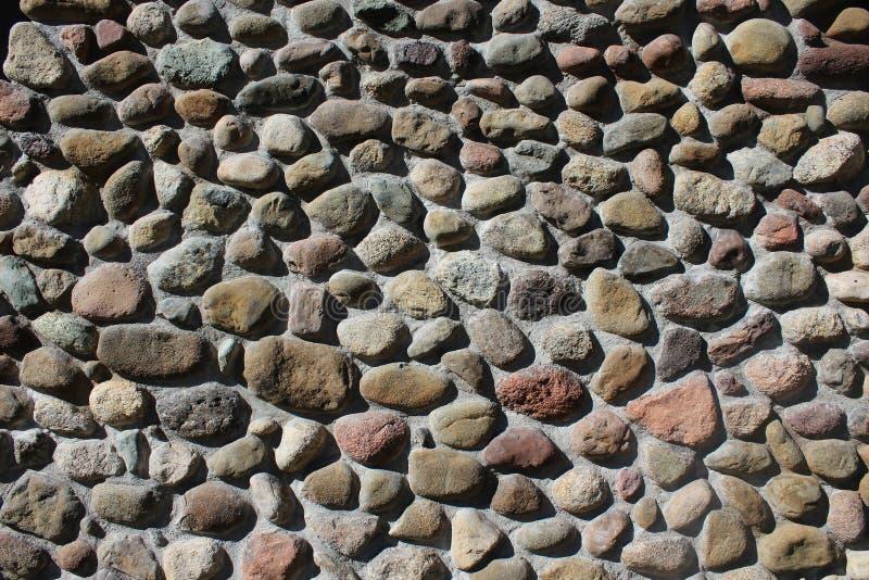 Τομέας Stone με το συγκεκριμένο κονίαμα στοκ φωτογραφία με δικαίωμα ελεύθερης χρήσης