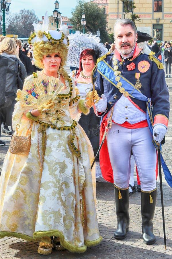 Το καρναβάλι της Βενετίας 2019 στοκ φωτογραφία με δικαίωμα ελεύθερης χρήσης