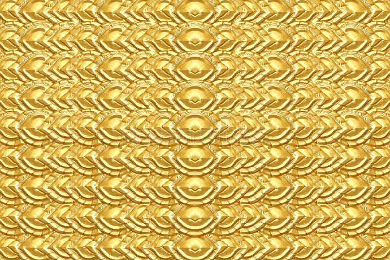 Το χρυσή υπόβαθρο ή η σύσταση, ξύλο χαράζει το χρυσό χρώμα στοκ φωτογραφίες με δικαίωμα ελεύθερης χρήσης