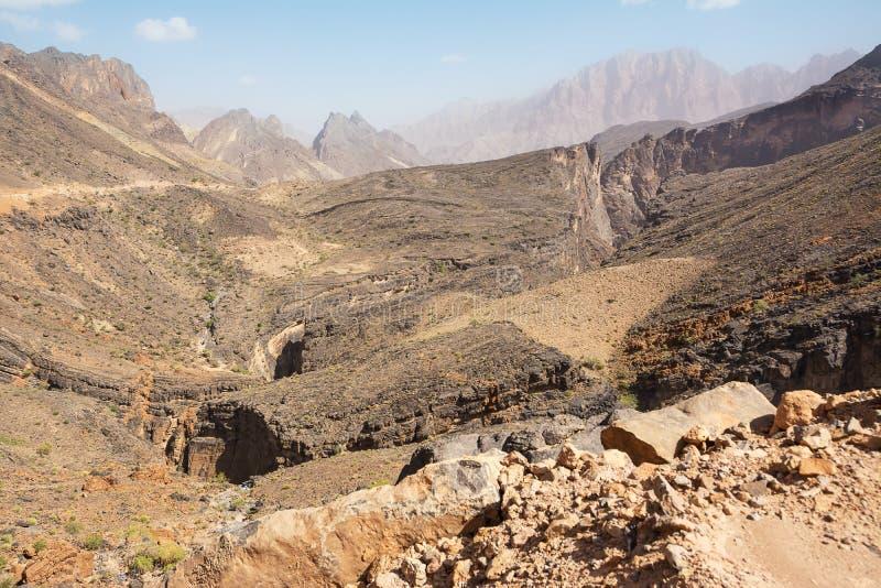 Το πανόραμα του βουνού Jebel υποκρίνεται στοκ φωτογραφία με δικαίωμα ελεύθερης χρήσης