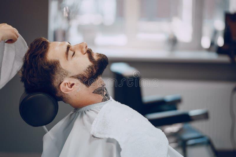 Τύπος στα barbercos στοκ φωτογραφία
