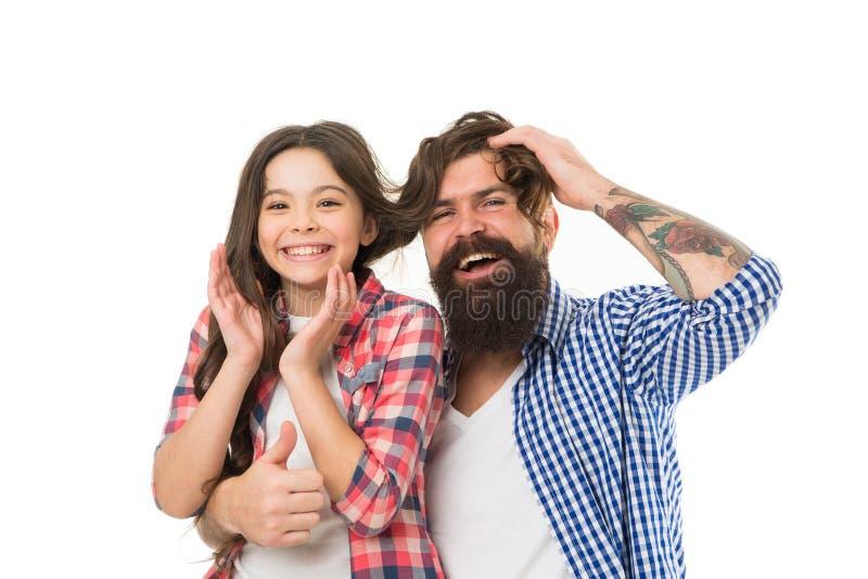 Φιλικές σχέσεις Πατρότητα και παιδική ηλικία Έννοια ημέρας πατέρων Καλός πατέρας και χαριτωμένο παιδί Ευτυχής να είναι πατέρας με στοκ εικόνες