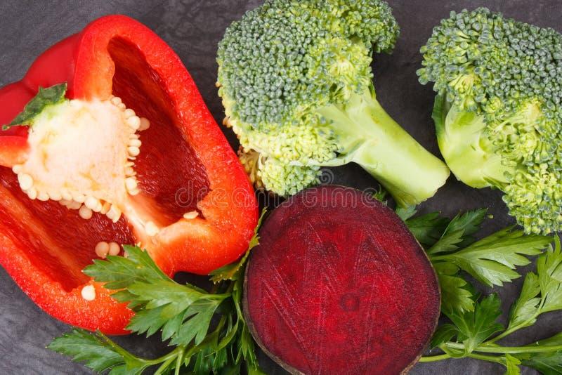 Φυσικό υγιές αγαθό λαχανικών για την υπέρταση και το διαβήτη, θρεπτική έννοια κατανάλωσης στοκ φωτογραφία με δικαίωμα ελεύθερης χρήσης