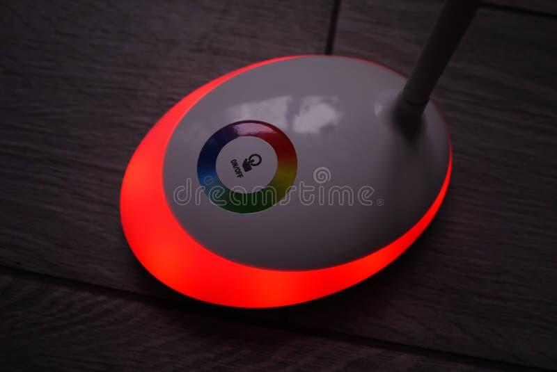 Φως με των οδηγήσεων και RGB φως Ελαφριά μετατροπή, στοκ φωτογραφία με δικαίωμα ελεύθερης χρήσης