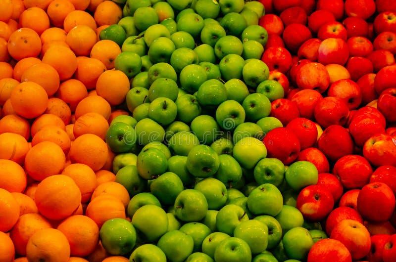 Χρώματα του Healthiness & της τροφοδότησης στοκ φωτογραφίες με δικαίωμα ελεύθερης χρήσης