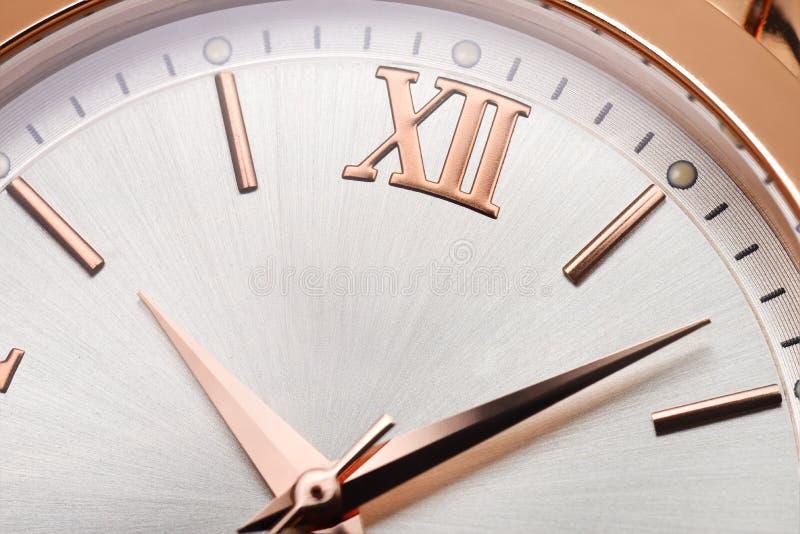 Χρυσών γυναικών wristwatches στοκ φωτογραφίες