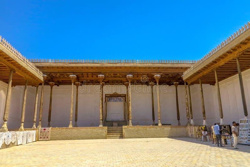 Παλαιά πόλη 16 της Μπουχάρα στοκ φωτογραφία με δικαίωμα ελεύθερης χρήσης