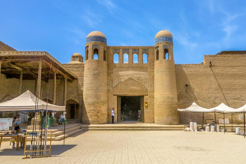 Παλαιά πόλη 74 Khiva στοκ φωτογραφία με δικαίωμα ελεύθερης χρήσης