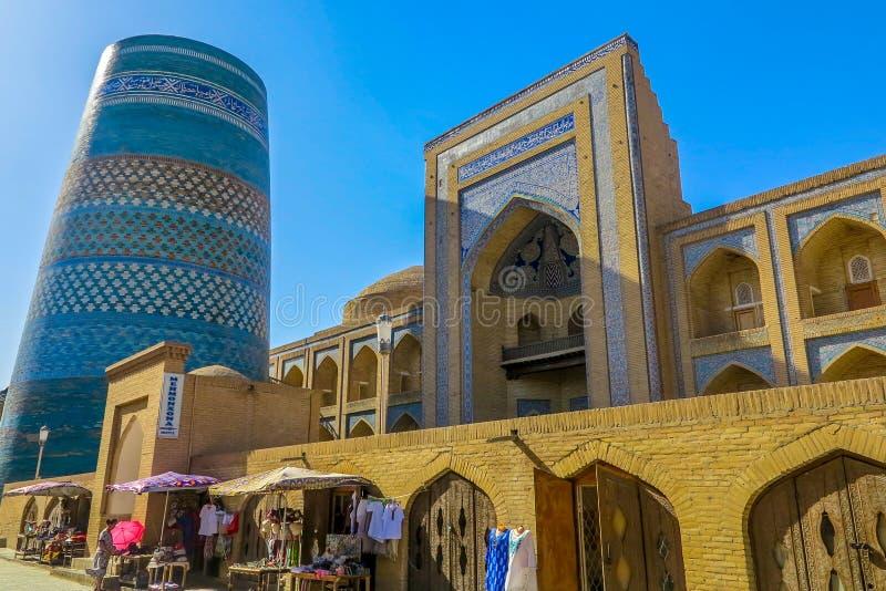 Παλαιά πόλη Khiva στοκ φωτογραφίες με δικαίωμα ελεύθερης χρήσης