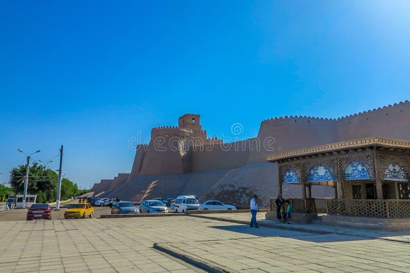 Παλαιά πόλη 31 Khiva στοκ εικόνες με δικαίωμα ελεύθερης χρήσης