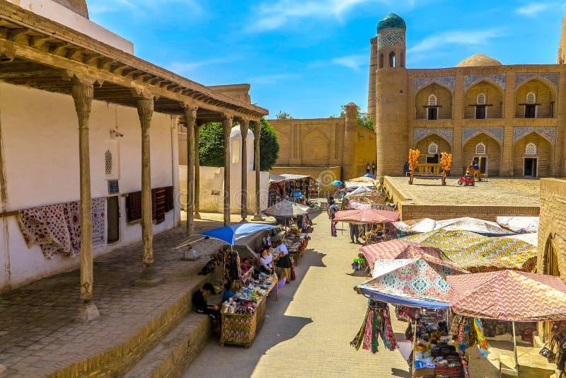 Παλαιά πόλη 96 Khiva στοκ φωτογραφίες με δικαίωμα ελεύθερης χρήσης