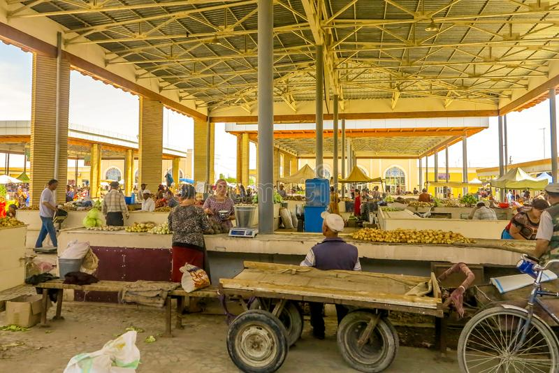 Παλαιά πόλη 73 Khiva στοκ φωτογραφίες
