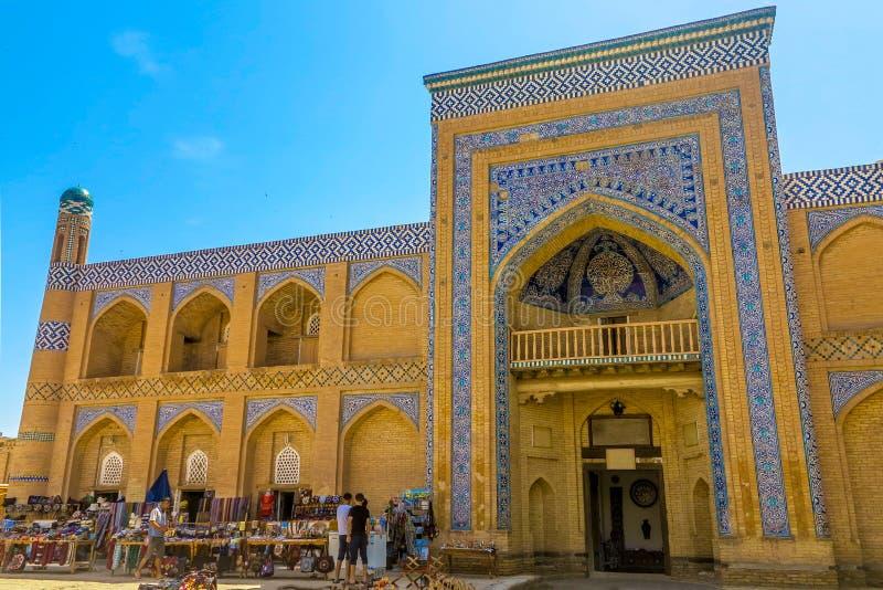 Παλαιά πόλη Khiva στοκ εικόνες