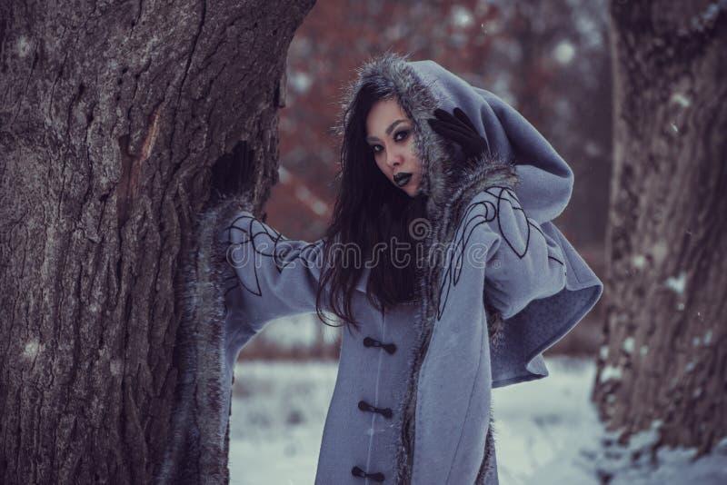 Παραμύθι της νέας γυναίκας στοκ φωτογραφία με δικαίωμα ελεύθερης χρήσης