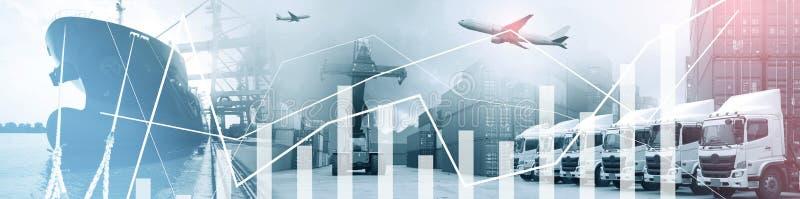 Πολλαπλάσιες εκθέσεις της επιχείρησης που στέλνει, διοικητικές μέριμνες, υπόβαθρο βιομηχανίας συνολικά απεικόνιση αποθεμάτων