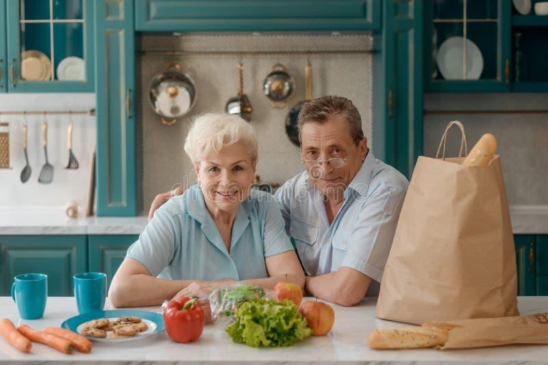 Πορτρέτο των παππούδων και γιαγιάδων στοκ εικόνες με δικαίωμα ελεύθερης χρήσης