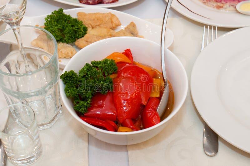 Πρόχειρο φαγητό χειμερινών διακοπών κονσερβοποιημένο κόκκι&nu στοκ εικόνες με δικαίωμα ελεύθερης χρήσης