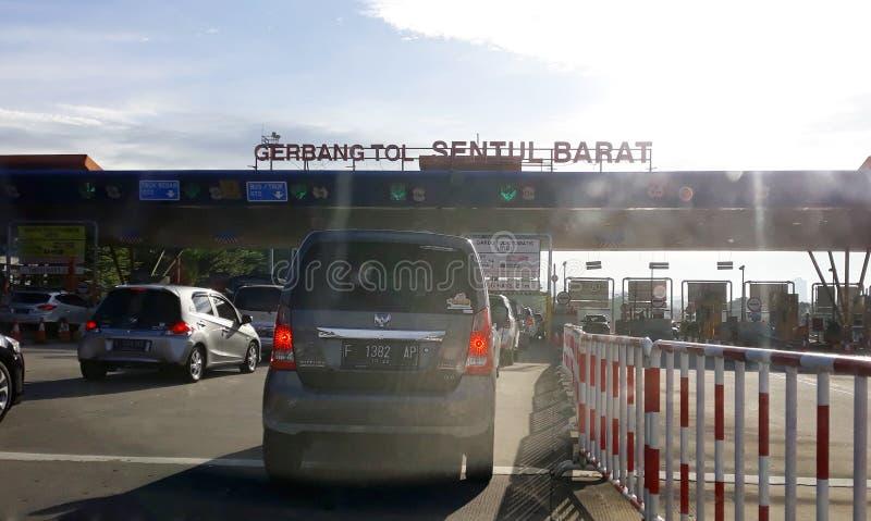 Πύλη φόρου Jagorawi στοκ εικόνες με δικαίωμα ελεύθερης χρήσης