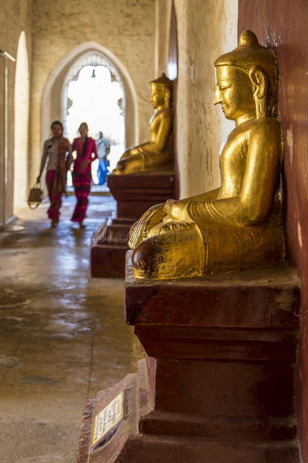 Πύργος του BO Dabie Newford σε pugan, Myanmar στοκ φωτογραφία με δικαίωμα ελεύθερης χρήσης