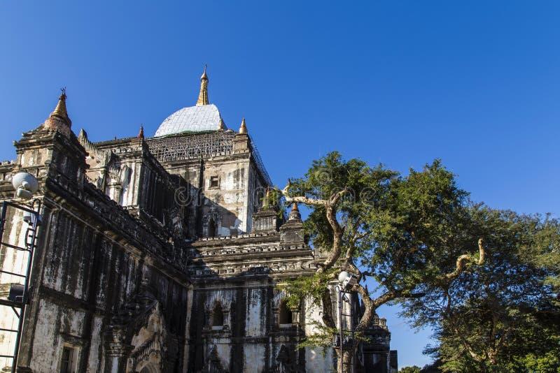 Πύργος Newford Dabie σε pugan, Myanmar στοκ φωτογραφίες
