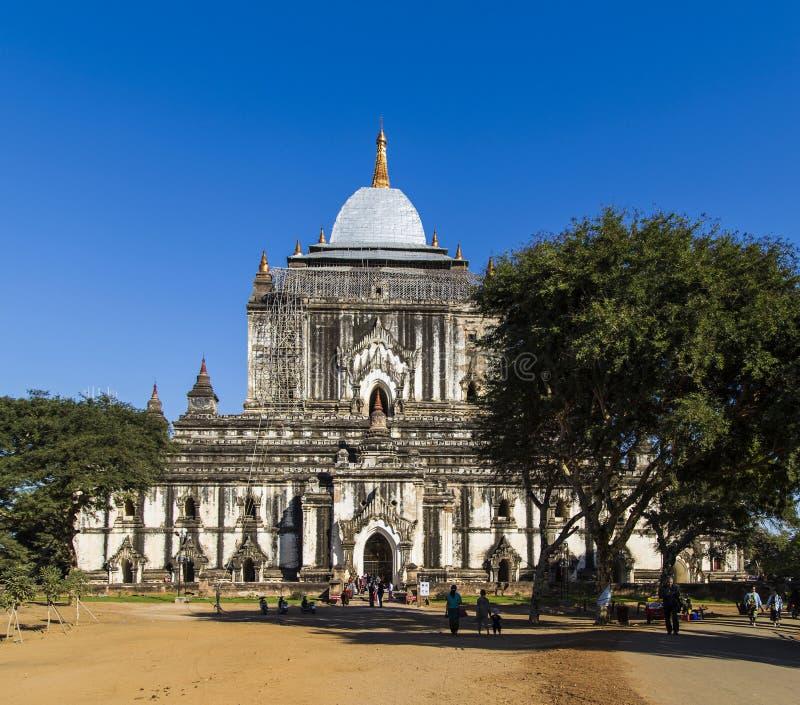 Πύργος Newford Dabie σε pugan, Myanmar στοκ εικόνες