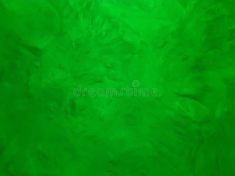 Πτώσεις νερού βρασίματος με τις σκιές πράσινου, σύσταση στοκ φωτογραφίες με δικαίωμα ελεύθερης χρήσης